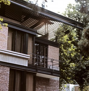"<p style=""text-align: left;"">Farmanieh Villa, Tehran</p>"